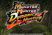 Video Game: Monster Hunter: Dynamic Hunting