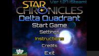 Video Game: Star Chronicles:  Delta Quadrant