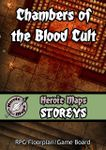 RPG Item: Heroic Maps Storeys: Chambers of the Blood Cult