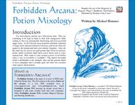 RPG Item: Potion Mixology