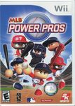 Video Game: MLB Power Pros