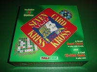 Board Game: Seven Card Kriss Kross