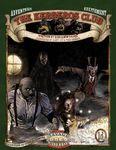 RPG Item: The Kerberos Club (Savage Worlds)