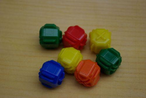 Board Game: Five Stones