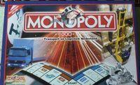 Board Game: Monopoly: Transport en Logistiek
