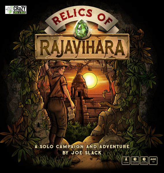 Relics of Rajavihara and Montalo's Revenge Expansion