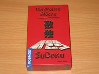 Board Game: Sudoku: Verdrehte Blöcke