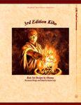 RPG Item: Unofficial Third Edition Adaptation: 3rd Edition Kiho