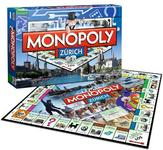 Board Game: Monopoly: Zürich