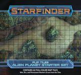 RPG Item: Starfinder Flip-Tiles: Alien Planet Starter Set