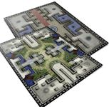 RPG Item: Conflict Roleplaying Game: False Peace Battlemap