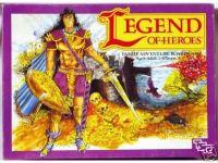 Board Game: Legend of Heroes