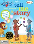Board Game: Tell Me a Story: Circus Adventures