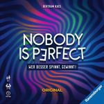 Board Game: Nobody Is Perfect