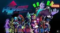 Video Game: Hover:  Revolt of Gamers