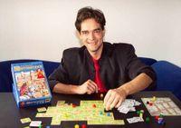 Board Game Designer: Klaus-Jürgen Wrede