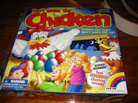 Board Game: Don't Wake The Chicken