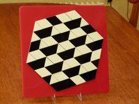 Board Game: Intarsia