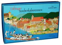 Board Game: Tübinger Stocherkahnrennen