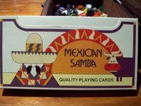 Board Game: Samba