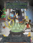 RPG Item: The Covetous Poet's Adventure Creator and Solo GM Guidebook