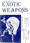 RPG Item: The Palladium Book of Exotic Weapons