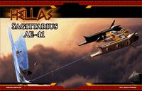 RPG Item: Sagittarius AE-41