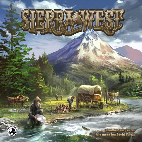 Board Game: Sierra West