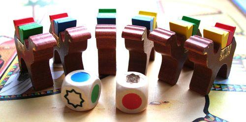Board Game: Das Letzte Kamel
