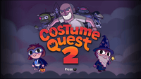 Video Game: Costume Quest 2