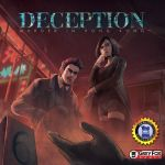 Board Game: Deception: Murder in Hong Kong