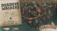 Board Game: Zombicide: Black Plague – Deadeye Walkers