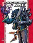 RPG Item: Races of NeoExodus: P'Tan (3.5)