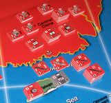 Board Game: Red Dragon Rising: The Coming War With China