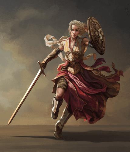 Maïder, Soul Raider