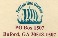 Board Game Publisher: Sutton Hoo Games