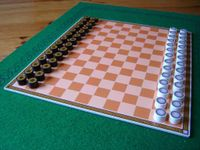 Board Game: Epaminondas