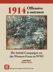 Board Game: 1914: Offensive à outrance