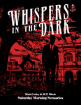 RPG Item: Whispers in the Dark: Quickstart Rules