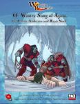 RPG Item: War of the Burning Sky #08: O, Wintry Song of Agony (OGL d20 3.x)