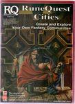 RPG Item: RuneQuest Cities