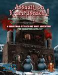 RPG Item: Assault On Krampusnacht!