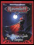 RPG Item: RR3: Van Richten's Guide to Vampires