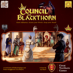 Board Game: Council of Blackthorn
