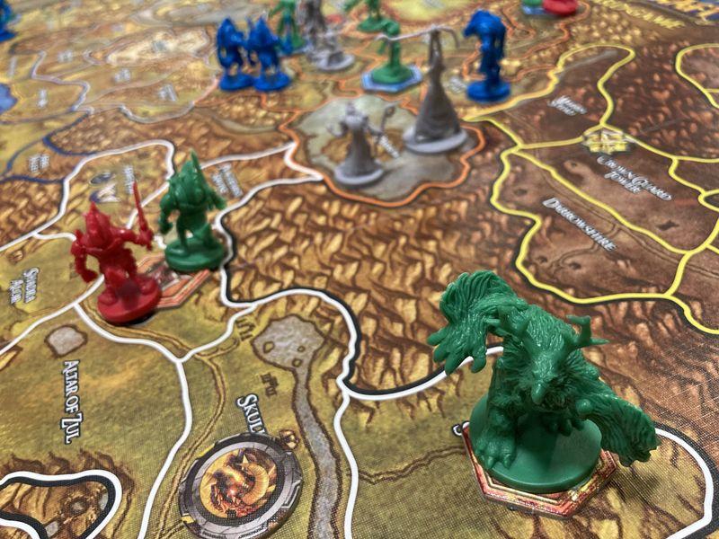 World of Warcraft The Board Game Owlbear