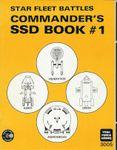 Board Game: Star Fleet Battles: Commander's SSD Book #1