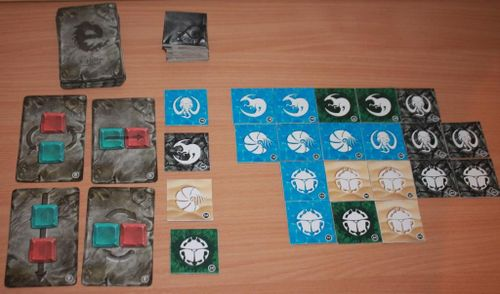 Board Game: Evolution Island
