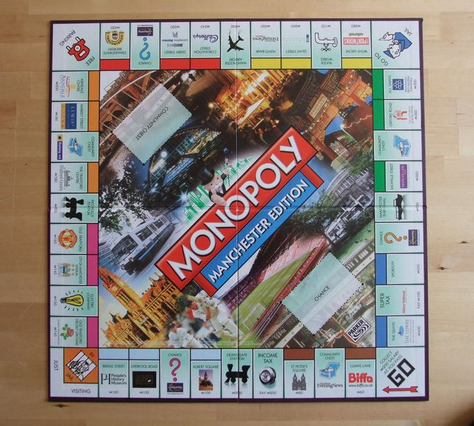 Monopoly: Manchester Edition | Image | BoardGameGeek