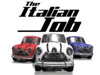Video Game: The Italian Job (2001)