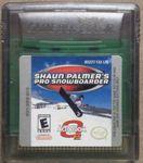 Video Game: Shaun Palmer's Pro Snowboarder